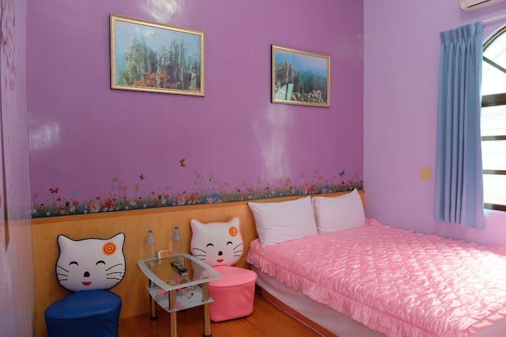 歐透樓溫馨民宿-雙人套房(101)