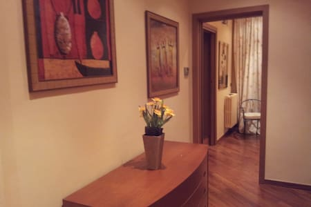 App centrale con terrazzo e con tutti i comfort - Canosa di Puglia