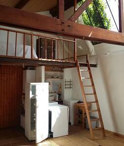 Atelier studio - Gometz-le-Châtel