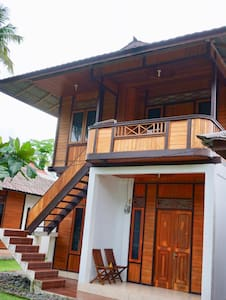 Harnadi Cottages at Batu Karas Beach (Downside) #2