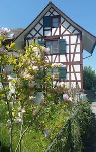 Romantisches Paradies am Rhein -  Eschenz - Casa