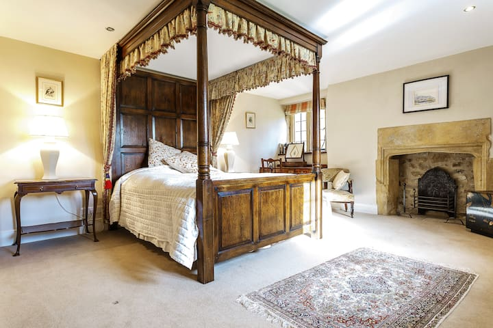 luxurious Elizabethan Manor House 1593 - Devon - Castle