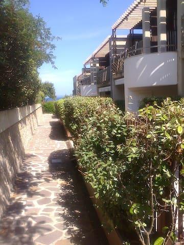 flat in Paradise@Capo Testa