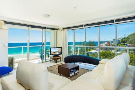 Burleigh Beach Resort - Burleigh Heads - Wohnung