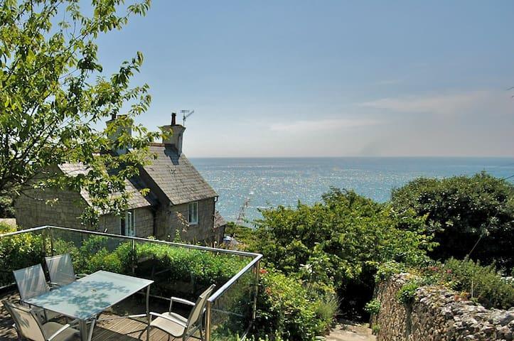 OceanBlue: Carmel seaside cottage