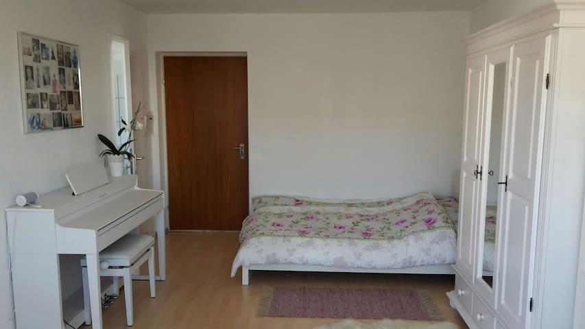 Schöne Ein-Zimmer-Wohnung im Tübinger Univiertel! - Tübingen