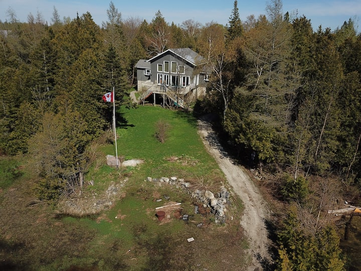 Bruce Peninsula Serenity for Large Families