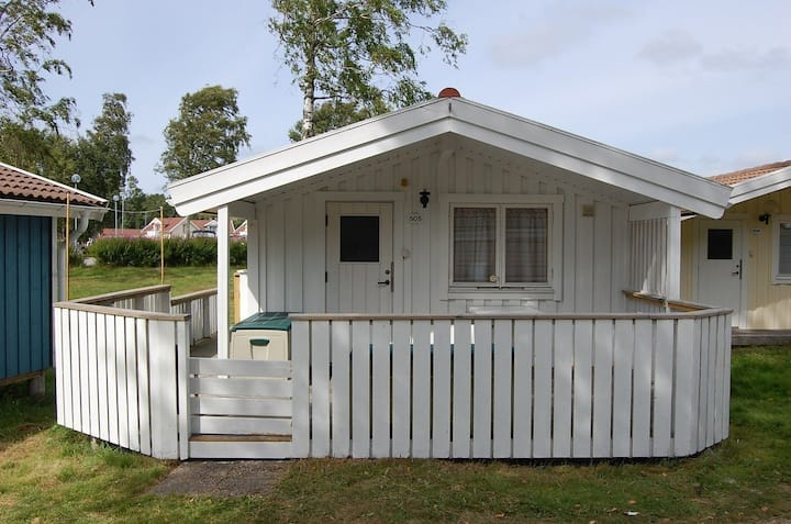 Cabin in Grebbestad/Campinghytte
