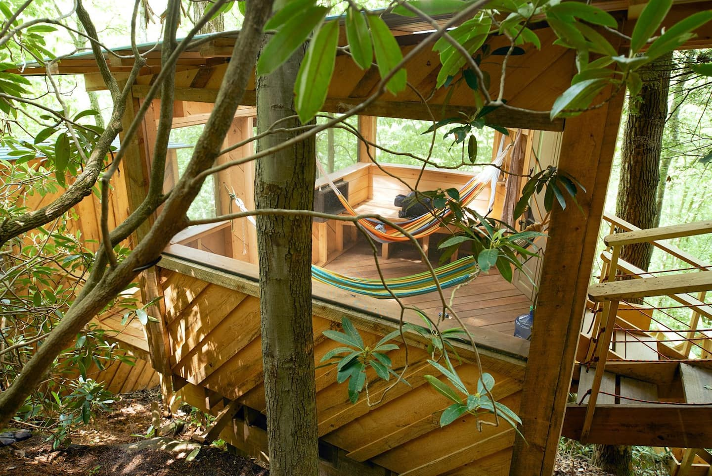Wow! We found the Best treehouse Kentucky Rentals. Save time searching!