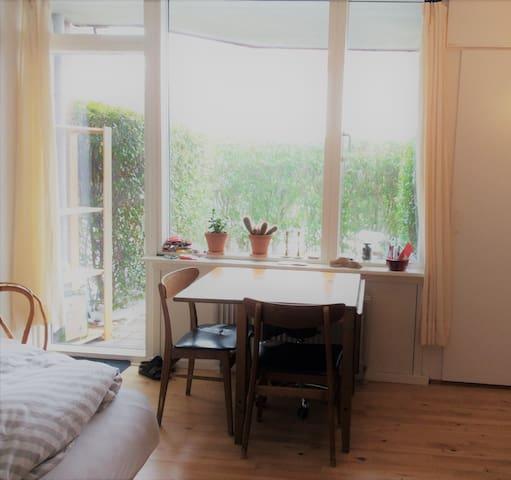 Apartment with private garden at Nørrebro - København - Apartment