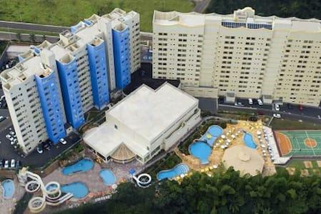 Suíte Golden Dolphin Grand Hotel