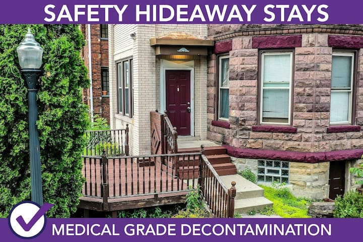 Safety Hideaway - Medical Grade Clean Home 44