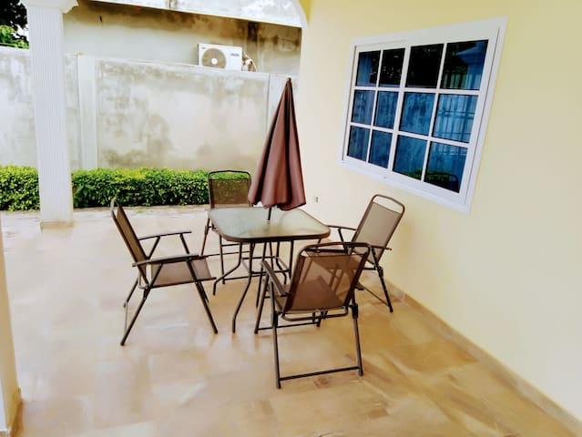 Notre Villa, vous offre un espace chaleureux