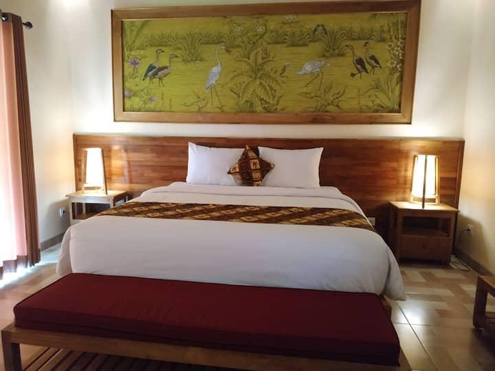 Prayatna villas deluxe room