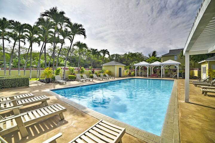 Updated Waikoloa Village Condo - 10 Mi. To Beach!