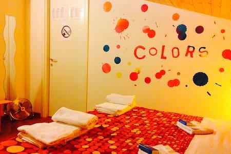 COLORS MARAMEO B&B UDINE - Udine - Bed & Breakfast