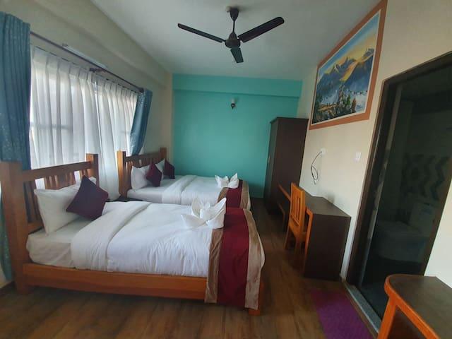 D&D | Himalayan View Apartment