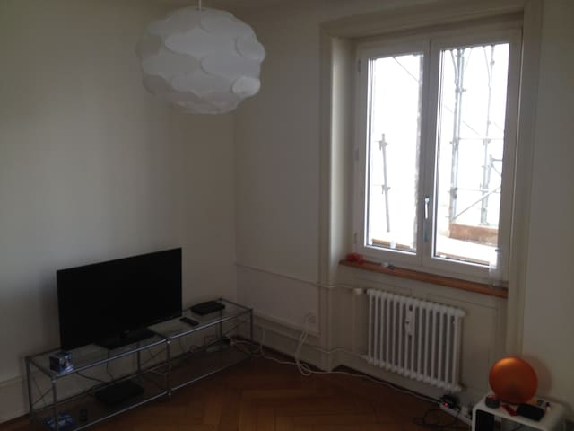 1 bedroom apartment for Baselworld - Basilea - Departamento
