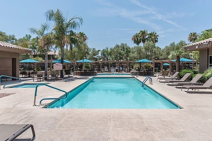 *SANITIZED* Le Maisonette Spectacular 1 BR Condo/ Com Pool/ Kierland/Scottsdale