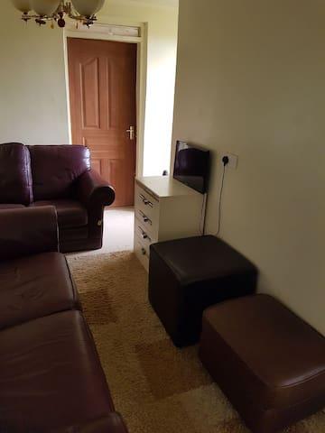 Cozy Penthouse Suite