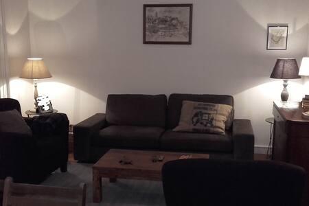 Appartement confort proximité Paris Centre - Houilles
