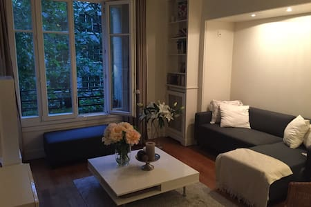 Cosy apartment in the 16th - Paris - Appartement