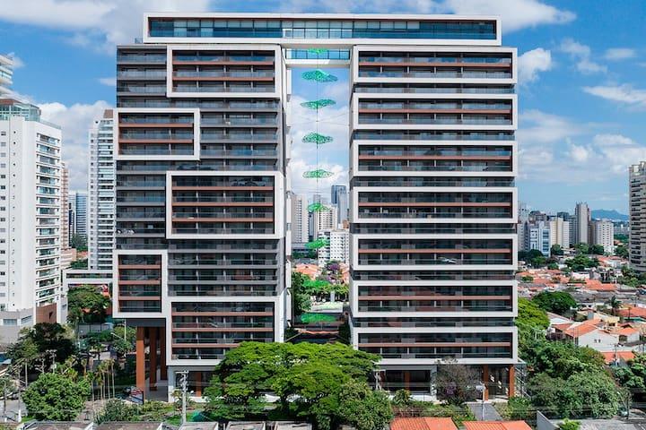 Stúdio na melhor localização de São Paulo.