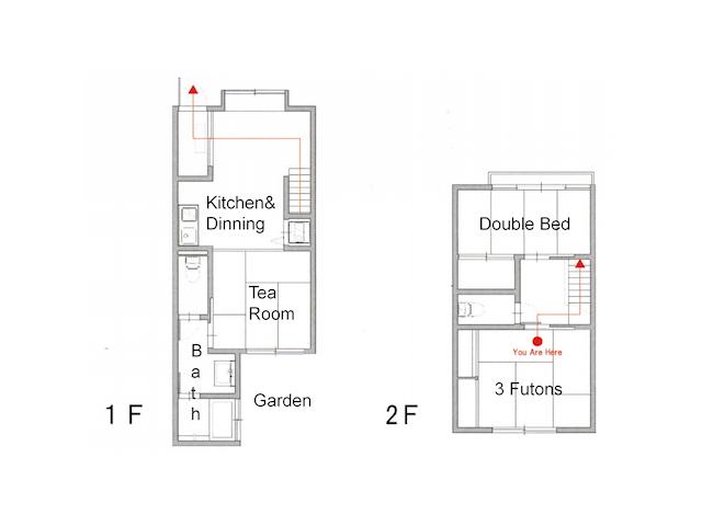 平面图Floor Plan