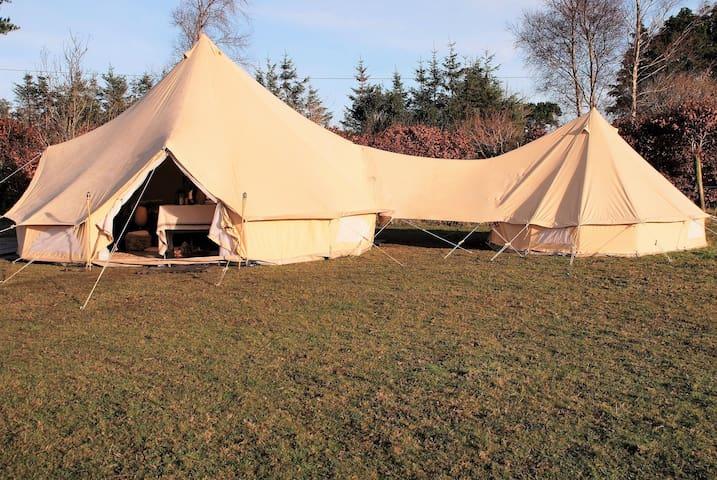 Camp Glamp Luxury Camping Enniskerry Ireland