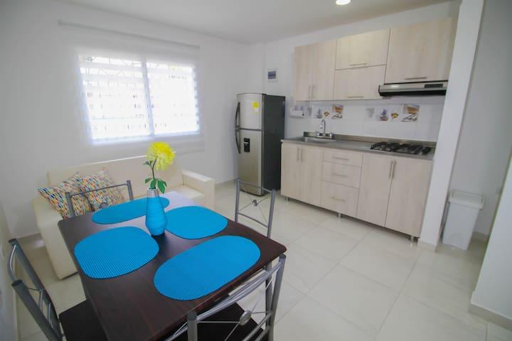 Apartamento 111 nuevo cerca a Rodadero Santa Marta