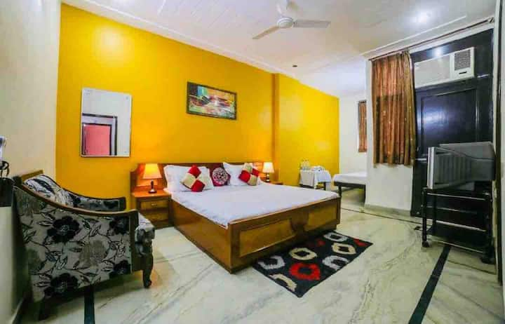 Marriage Guests | Private floors | Corporate stays
