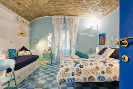 Romantic Room near Termini Station - Rome - Bed & Breakfast