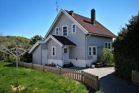 Cozy house near Sandefjord centrum and airport