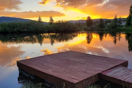 Riverfront Cabin | Summer Paradise