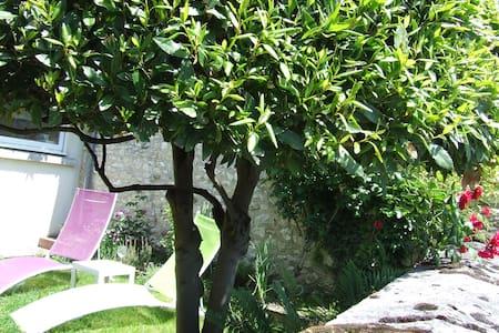 Petite maison au pays des chateaux - Blois - Rumah