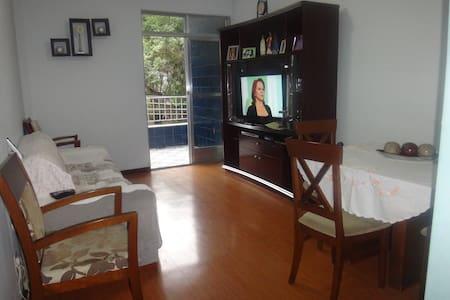 Quarto privado 2 pax - Ilha do Gov - GIG - UFRJ - Rio de Janeiro - Wohnung
