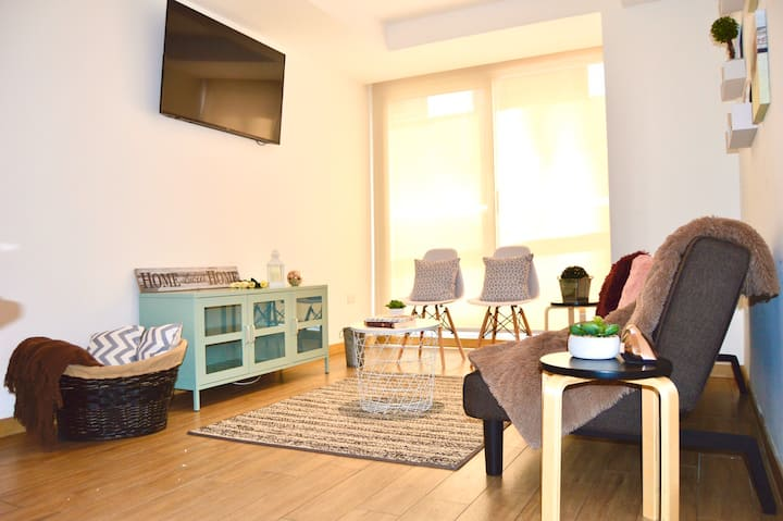 Modern & comfortable apartment in the heart of Z10