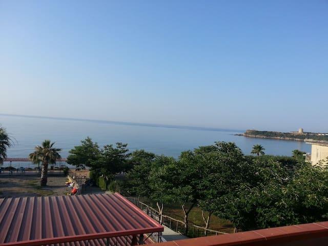residence  vista mare capo rizzuto