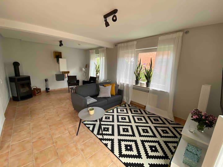 Modern apartment with garden in Steinfurt