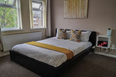 Comfy Room in City Centre + easy self check-in
