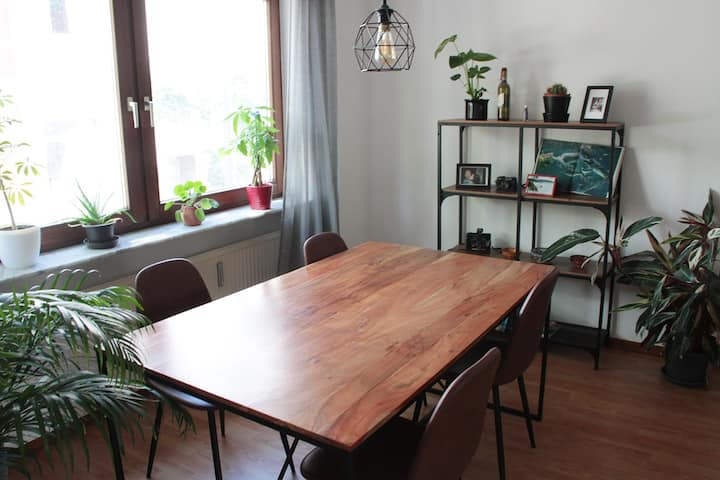 nice and central apartment in Cologne Ehrenfeld