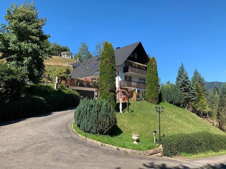 Ferienwohnung 56 qm im Schwarzwald Rai Mattiss
