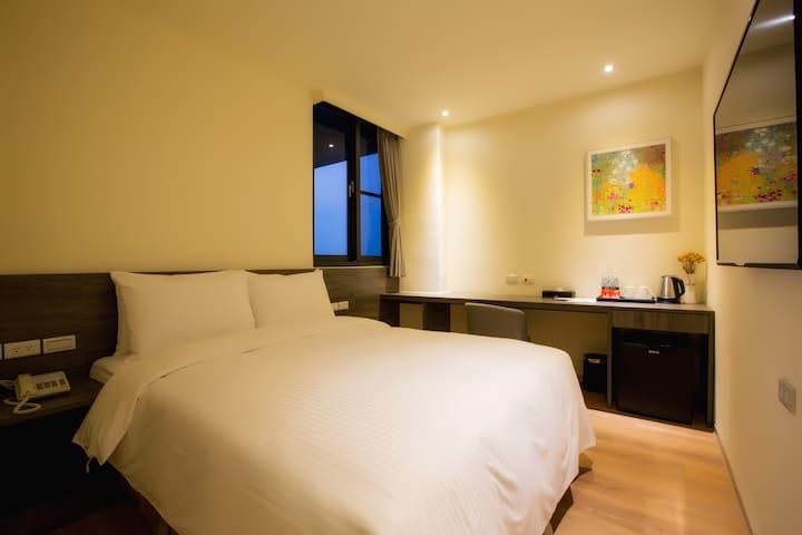 枋客文旅 - 精緻雙人房  Superior Queen Size Room