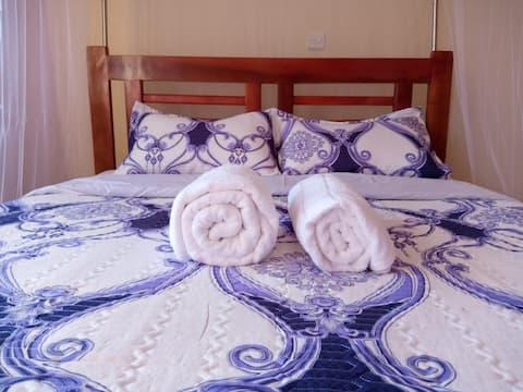 Entebbe Cozy Apartment-WiFi, DSTV Access, Parking