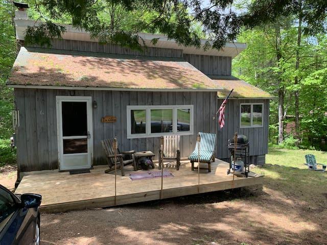 The Cabin at Lake Minerva