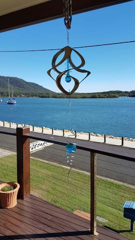 Cosy River Waterfront Unit - Dunbogan - Pis