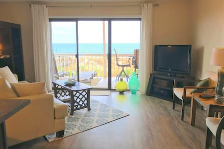 Contemporary & OCEANFRONT! Brand new upgrades!! - Carolina Beach