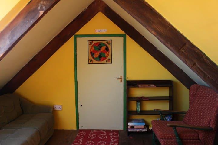 Brithdir Mawr Community - Dorm Room Bed 1