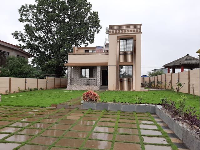 3 bedroom Party villa with Shared pool @ Karjat
