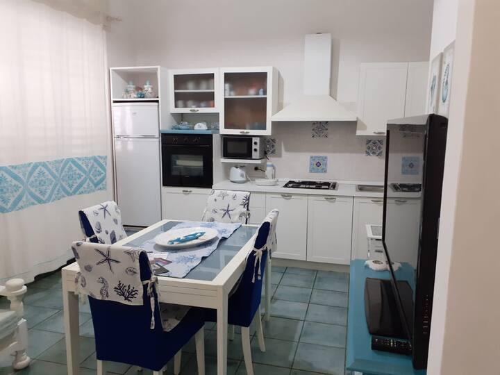 Appartamento mare sardo IUN P5495